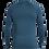 Thumbnail: Quiksilver Mens All Time Long Sleeve Rash Vest