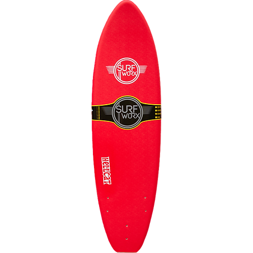 Surfworx Hellcat 6ft Softboard