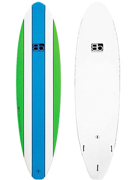 Blackboards Glider minimal surfboard