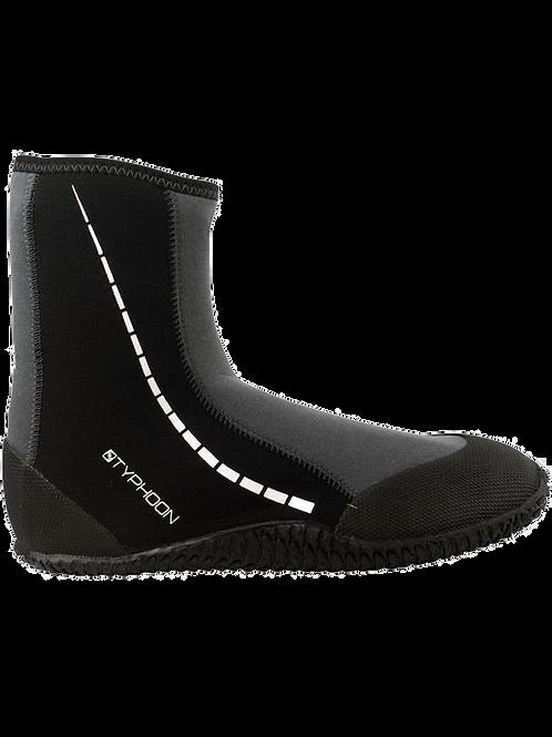 Typhoon 3mm Z3 Zipped Boots