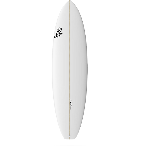 DGS Flying Disc Surfboard