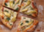 Carciofo Pizza