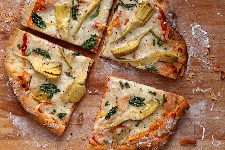 alcachofra Pizza