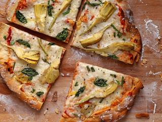 פיצה ביתית משובחת