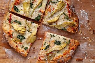 Artischocke Pizza