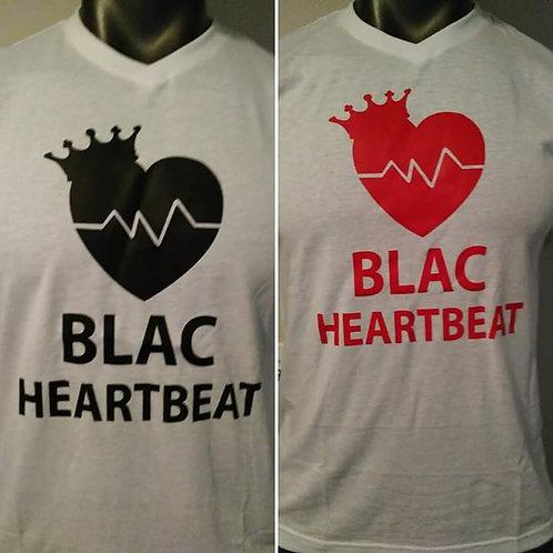 BLAC Heartbeat V- Neck Premium