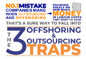 The three offshoring & outsourcing traps