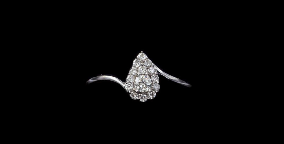 14K .25ct twt. Diamond Ring