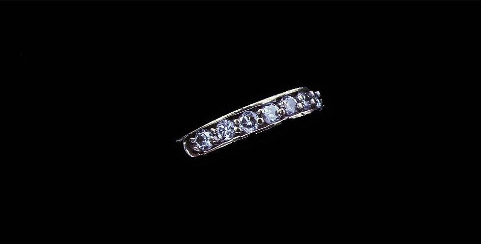 14K .50 Carat Total Weight Diamond Band