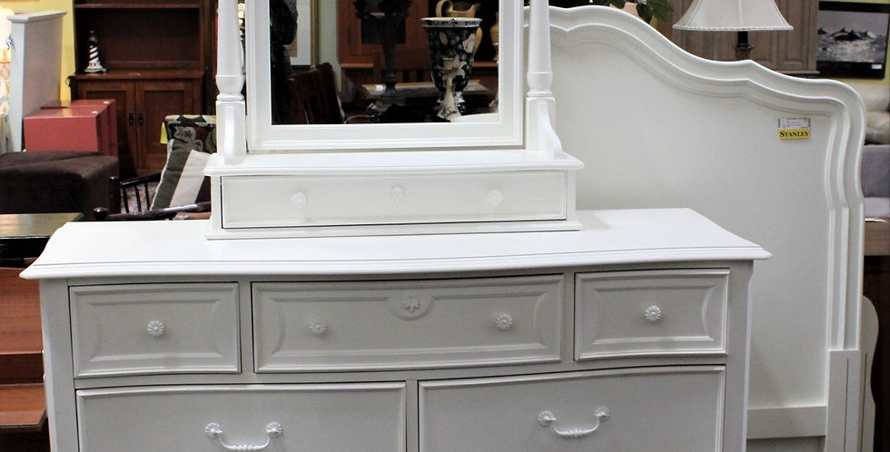 Stanley Bed and Dresser