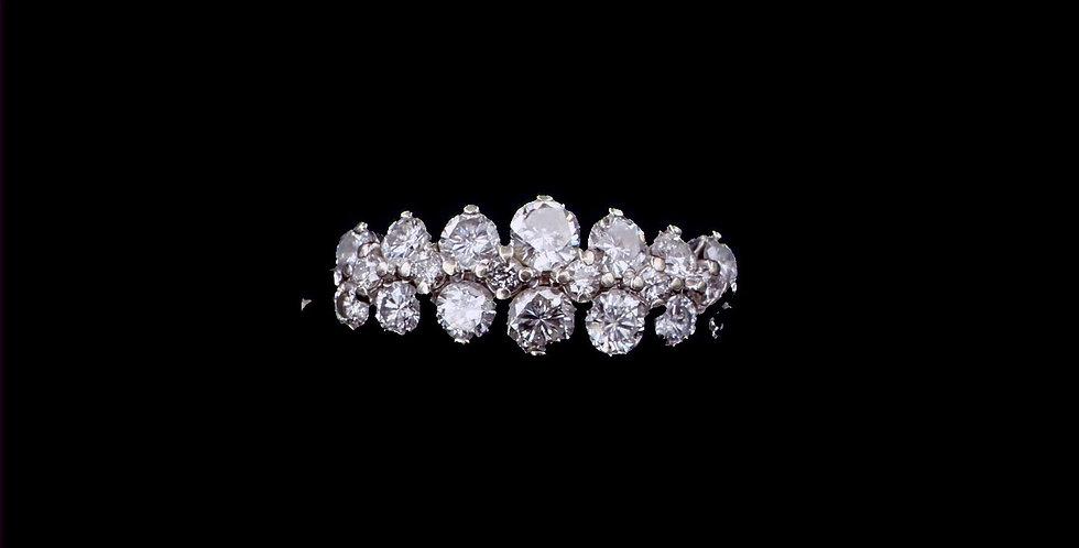 14K .85ct twt. Vintage Diamond Ring