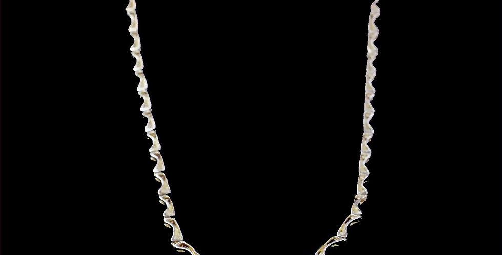 14K Link Necklace