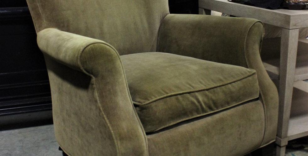 Restoration Hardware Wingback Chair
