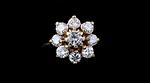 14K 1.00ct twt. Diamond Ring