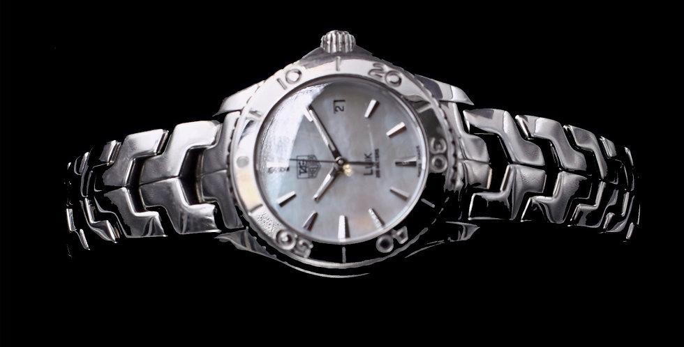 Tag Heuer Stainless Steel Quartz Watch