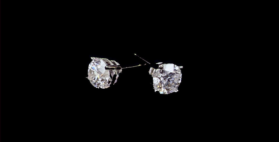 14K 1.00 carat total weight Diamond Earrings
