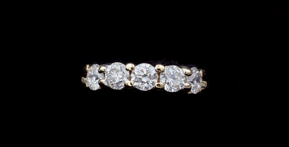 14K 1.50ct twt. Diamond Ring