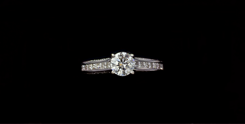 14K 1.00ct twt. Diamond Ring