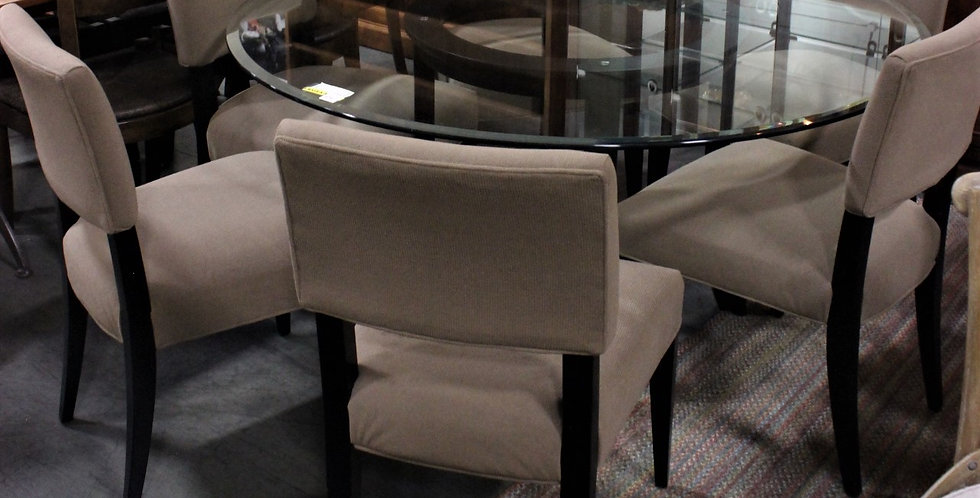 Crate & Barrel Table and 6 Chairs