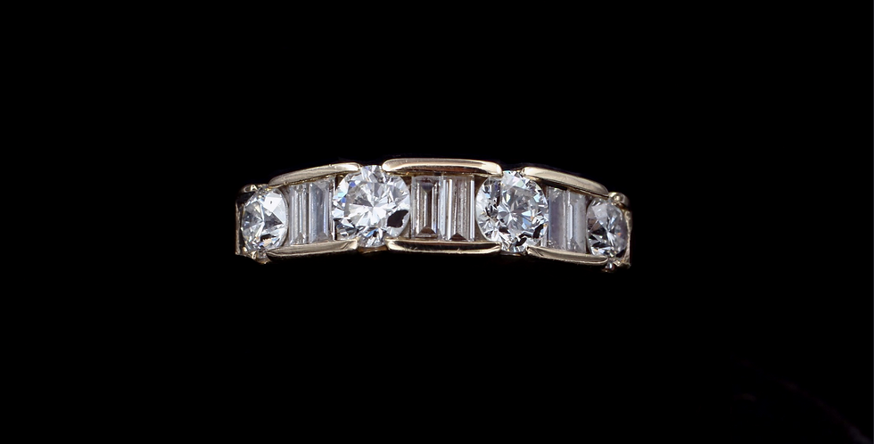 14K 1.50ct tw. Diamond Ring