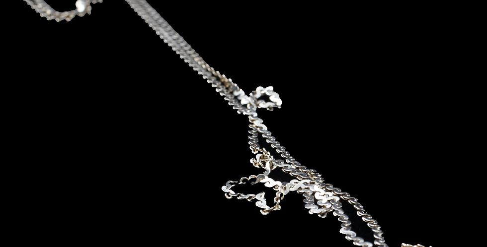 10K 24 Inch Serpentine Chain