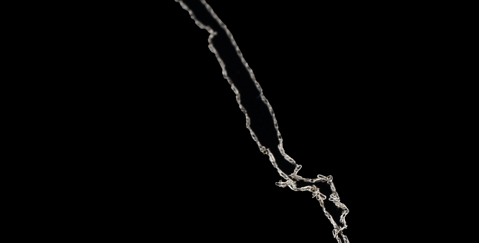14K Yellow Gold Light Weight Link Chain 20 Inches