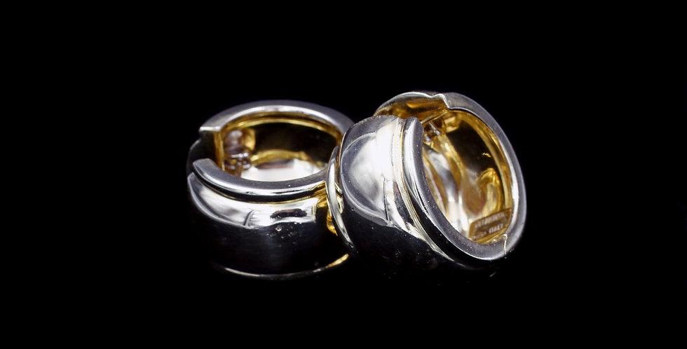 18K Tiffany Earrings