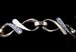 14K 1.50ct twt. Diamond Bracelet