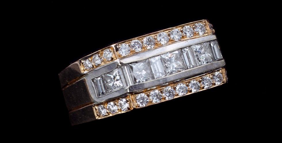 14K 2.50ct twt. Diamond Ring