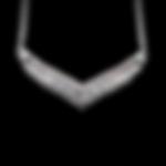 10K wg Diamond Necklace