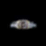 14K & 18K Cognac Diamond Ring