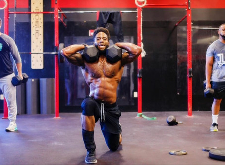 Patient Spotlight With Marquan Jones: CrossFit Games Athlete