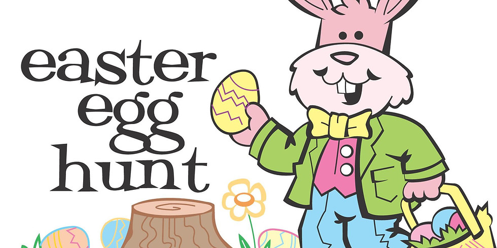 Easter Egg Hunt and Brunch with Wounded Warrior Ohana