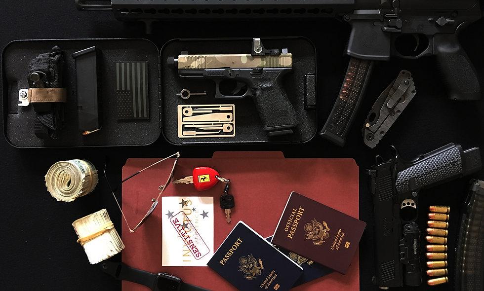 rifle pistol las vegas