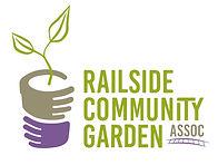 Railside Community Garden logo