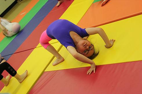 Gymnastique bout de choux Dolbeau-Mistas