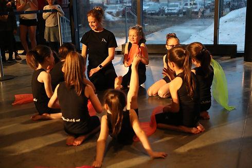Initiation Danse Dolbeau-Mistassini