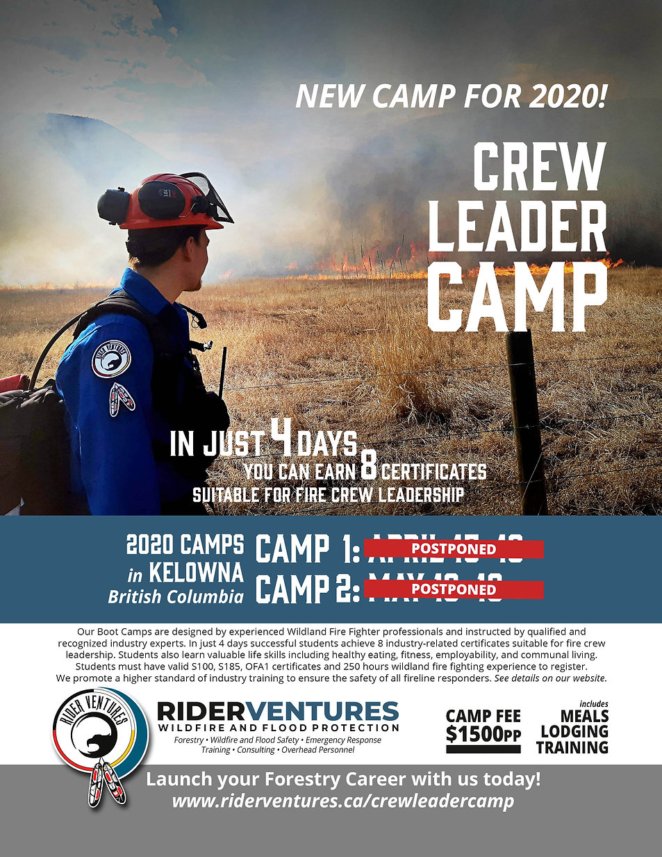 2020 Crew Leader Camp Poster Postponed.j