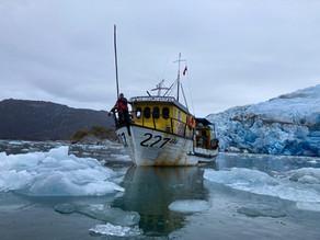 Preparando Última Patagonia 2022 y la expedición infantil al glaciar Témpanos