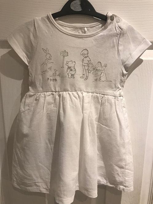 12/18 months Winnie the Pooh dress
