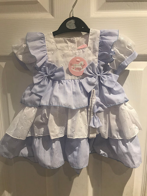 9-12 months - new with tags - dress and matching headband