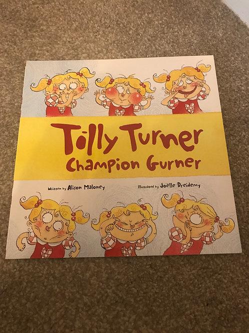 Tilly turner champion gurner