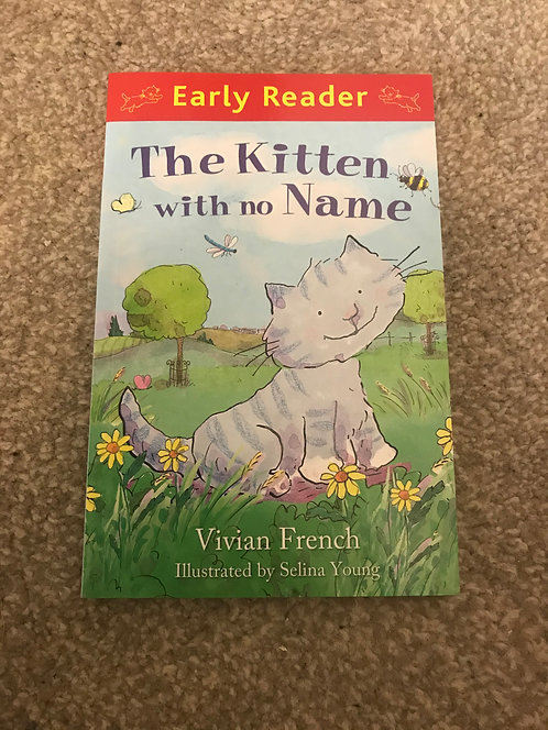 Early reader - the kitten with no name