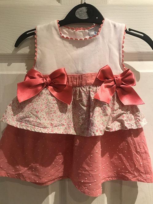 Size 6 months dress