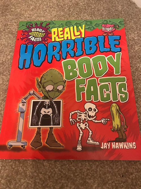 Really horrible body facts
