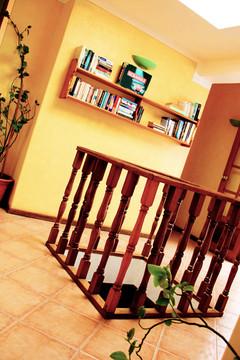 Second floor hallway MiraBela