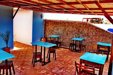 Roof terrace MiraBela