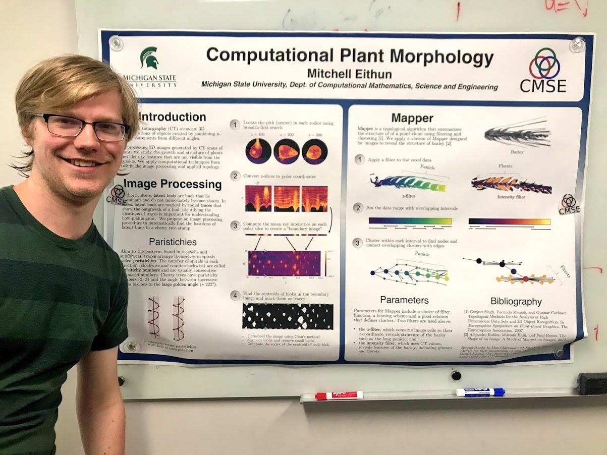 Mitchell Eithun, PhD student