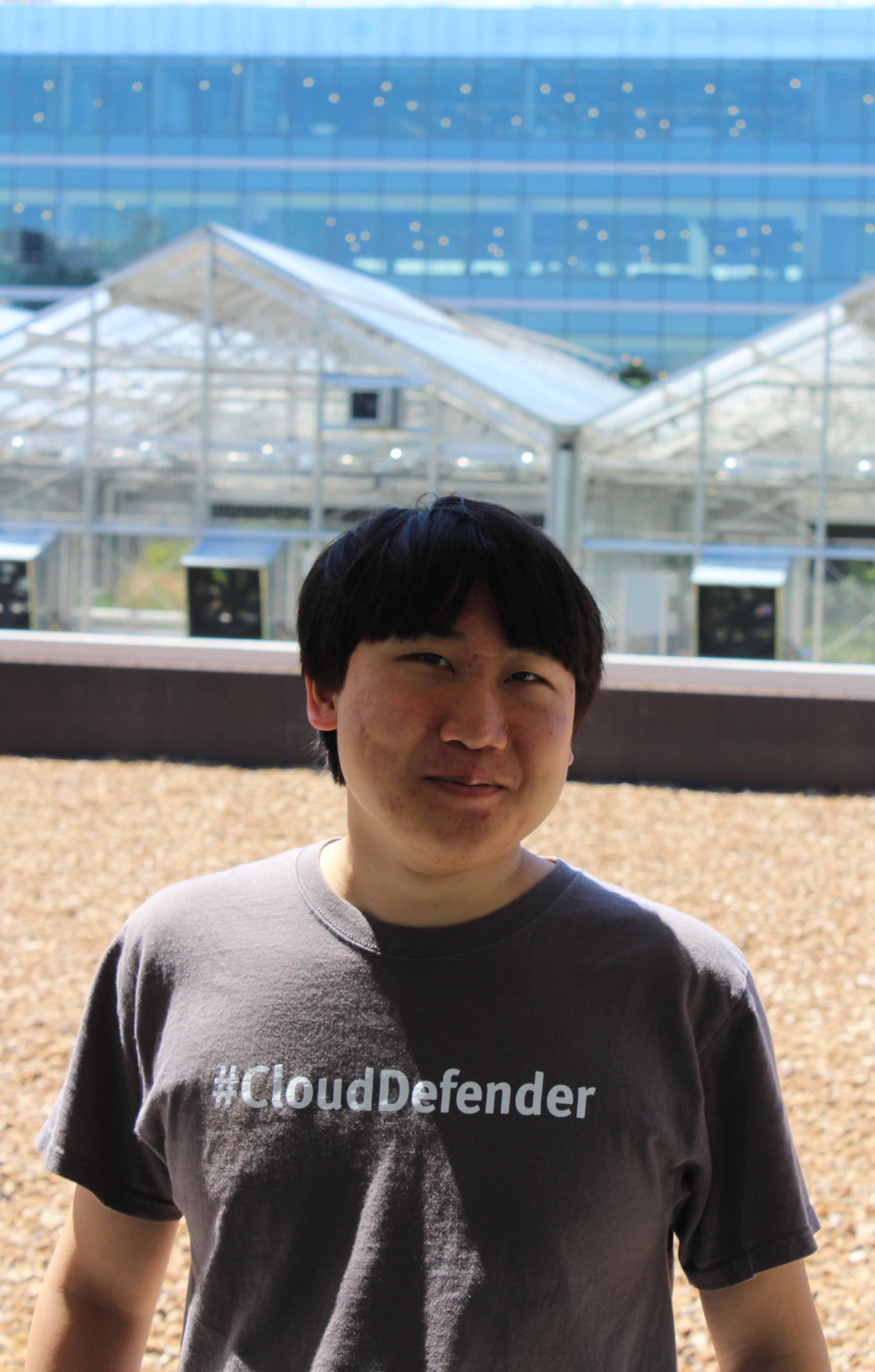 Tommy Yu, Undergraduate researcher