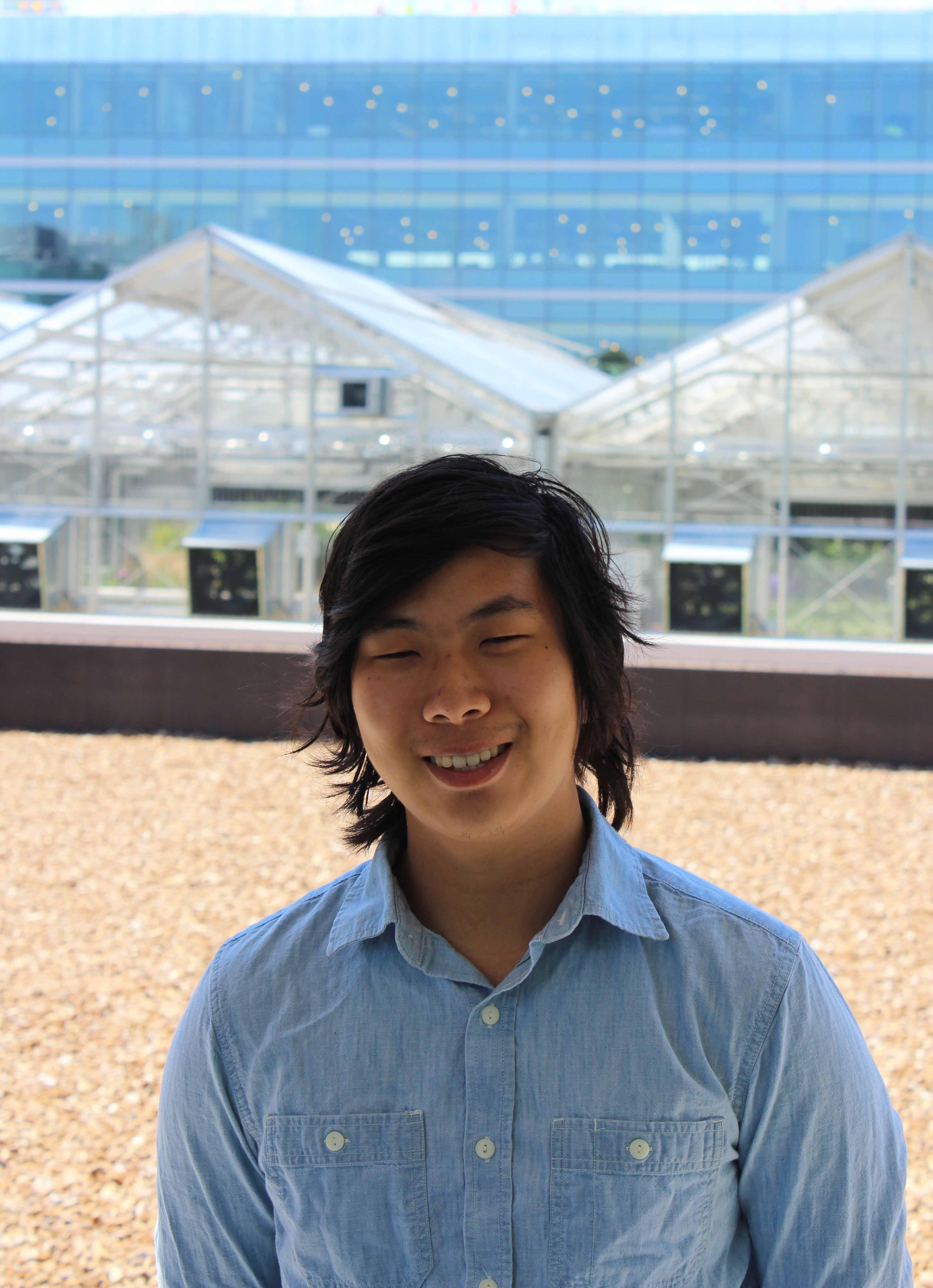 Darren Li, Undergraduate researcher